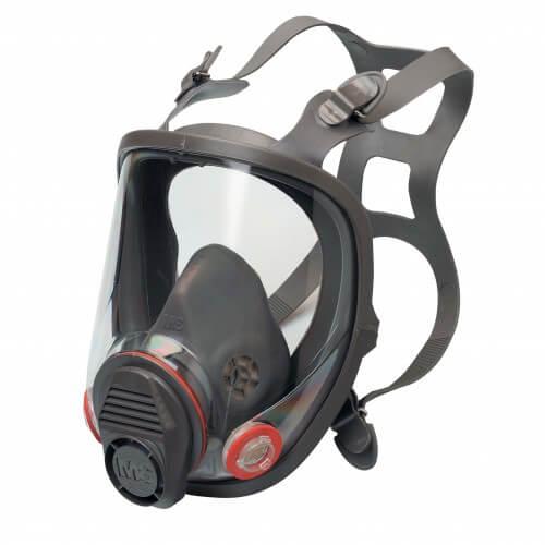 Купить защитную маску 3М 6800