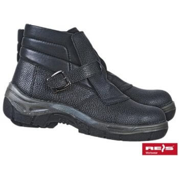 Ботинки сварщика Reis SB SRA 03 (Польша)