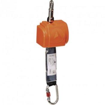 Самовтягивающийся страховочный строп MINIBLOC AN102 (Франция)
