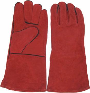 Перчатки краги сварщика СВ31 (Малайзия)
