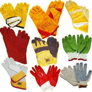 Виды перчаток