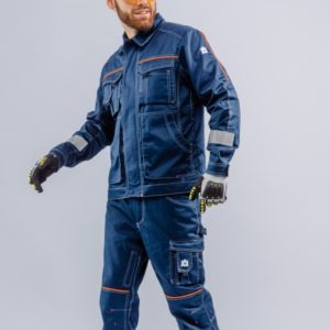 Куртка рабочая плотная