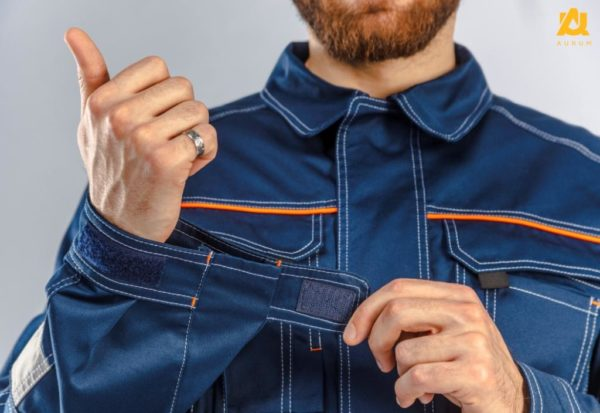 Куртка с антистатическими швами